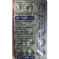 Dytor 10Mg Tablet 15