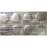 Nurogab Nt 75 Mg/10 Mg Tablet