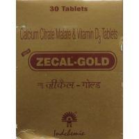Zecal Gold Tablet 30