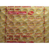 Folvite Tablet 45