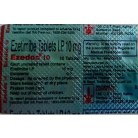 Ezedoc 10 Mg Tablet